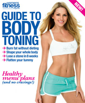 How to tone your body: the no-fuss guide to toning up.